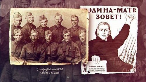 Epic History 57 - After Effects Templates