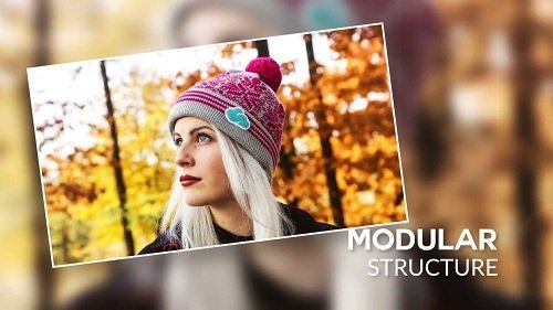 Moments Slideshow 114571 - After Effects Templates