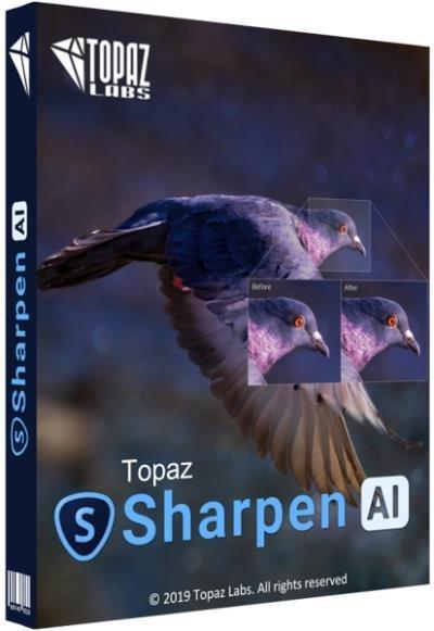 Topaz Sharpen AI 2.0.1