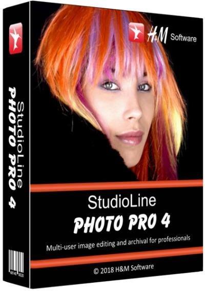 StudioLine Photo Pro 4.2.54