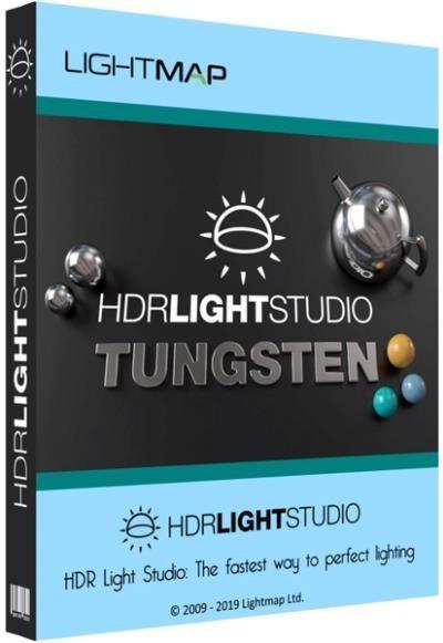Lightmap HDR Light Studio Tungsten 6.4.0.2020.0326