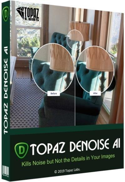 Topaz DeNoise AI 2.1.0